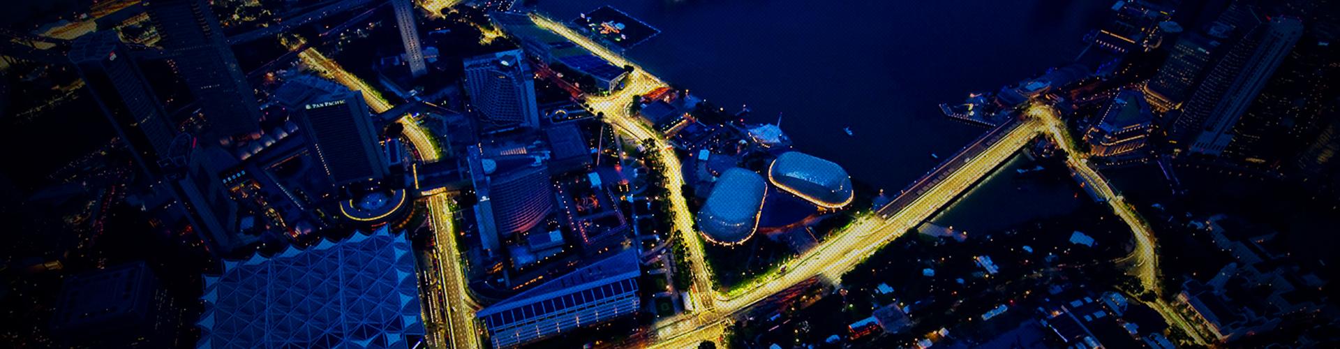 Circuito F1 Singapur : Sabías por qué el gp singapur se corre de noche f gp brasil